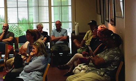 Pass Christian Coalition Hosts Forum at Library