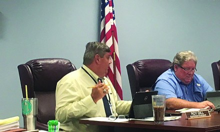 Harrison County School Board Waives Policies