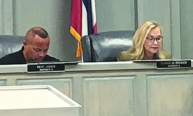 Supervisors Separate Departments, Question Jurisdiction