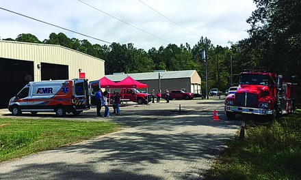 Cuevas Fire & Rescue Celebrate Open House