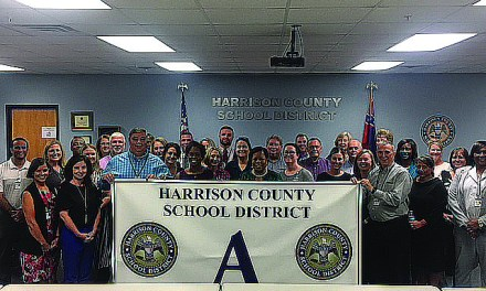 Harrison County Schools Award Saucier Classroom Grants