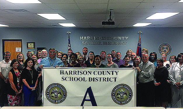 Harrison County Schools Award Saucier Classroom Grants