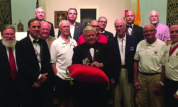 Knights of Columbus Sponsor Silver Rose Program