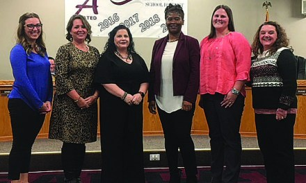 Long Beach School District Honors Teachers of the Year