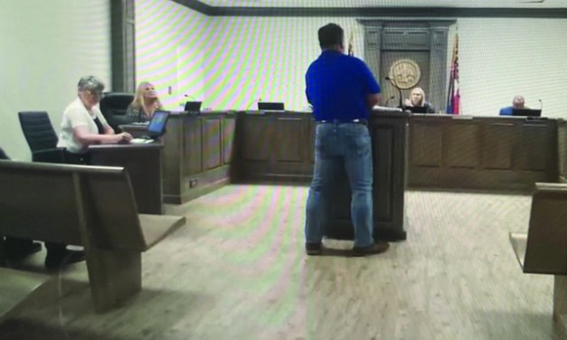 Board of Supervisors Close Beach After Cristobal