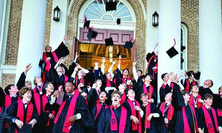 Saint Stanislaus Holds Commencement, Presents Awards