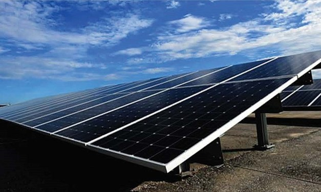 Solar Facility, Microgrid Work Toward Energy Security Needs