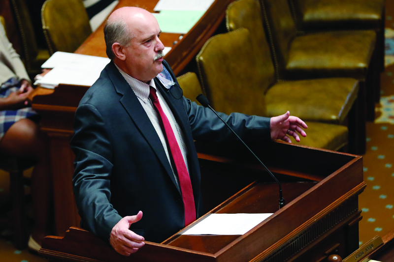 Governor Praises Teachers After Signing Pay-Raise Bill