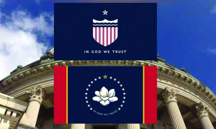 Final 2 Mississippi Flag Proposals: Shield vs. Magnolia