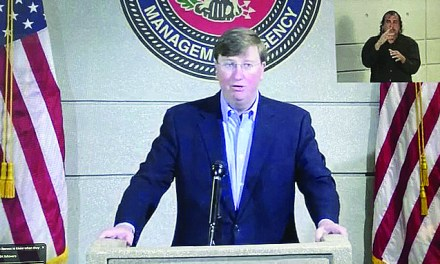 Reeves Declares State of Emergency for Gulf Storms