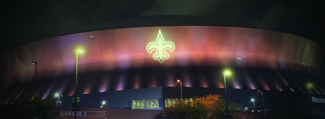NEW ORLEANS SAINTS WILL PLAY FIRST HOME GAME WITHOUT FANS