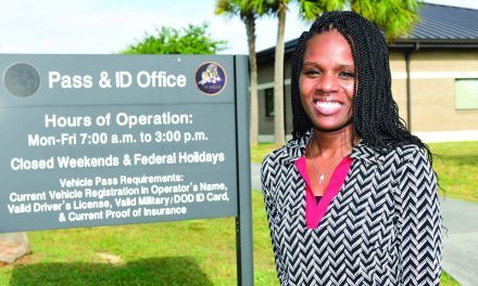 Security Assistant Wants to Spread Sense of Community at Base