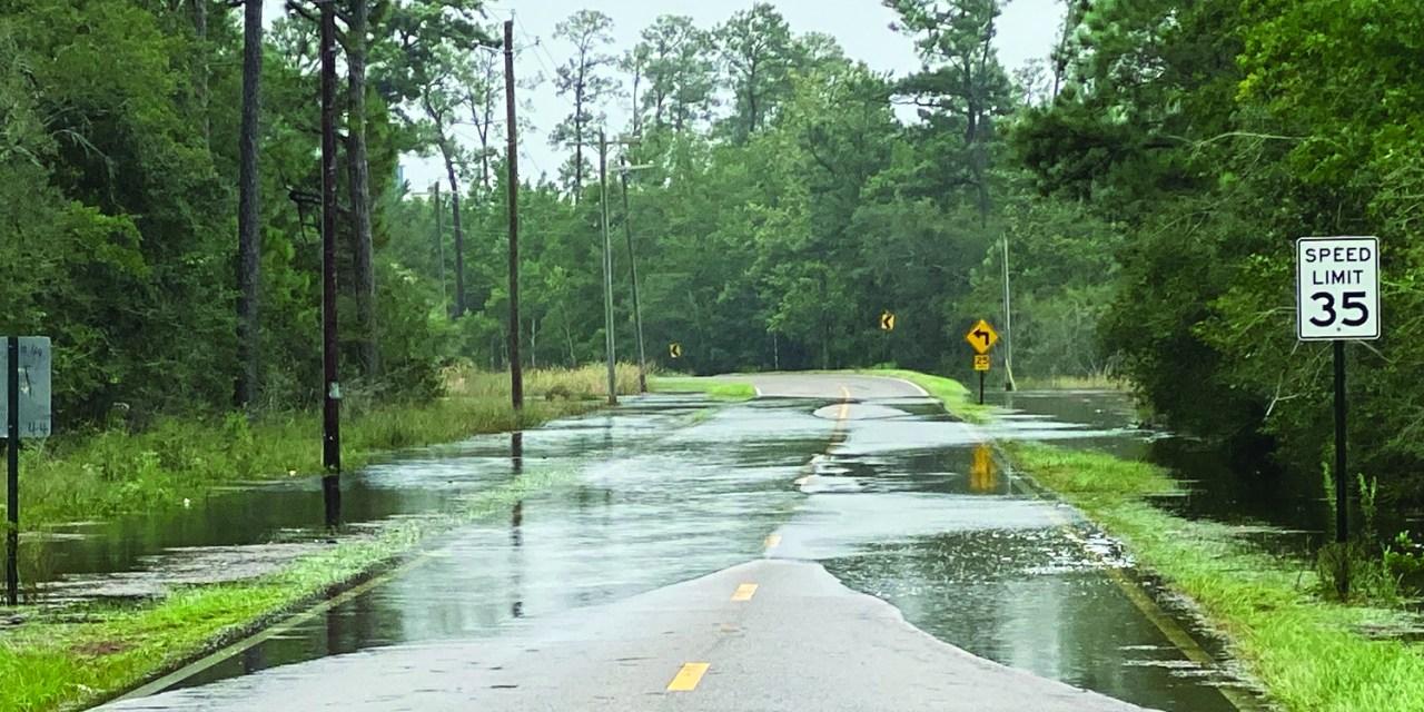 Mississippi Gulf Coast Braces For Slow Sally