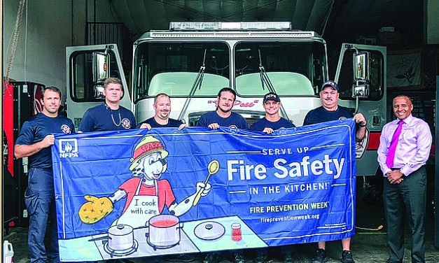 State Farm Teams Up With PCFD to Serve Kitchen Safety