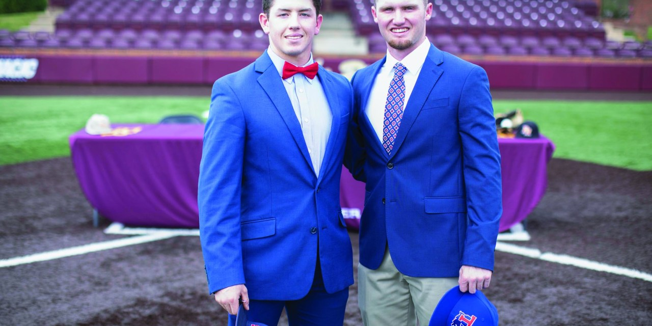 PRCC-West Harrison Duo Sign with 4-year Schools