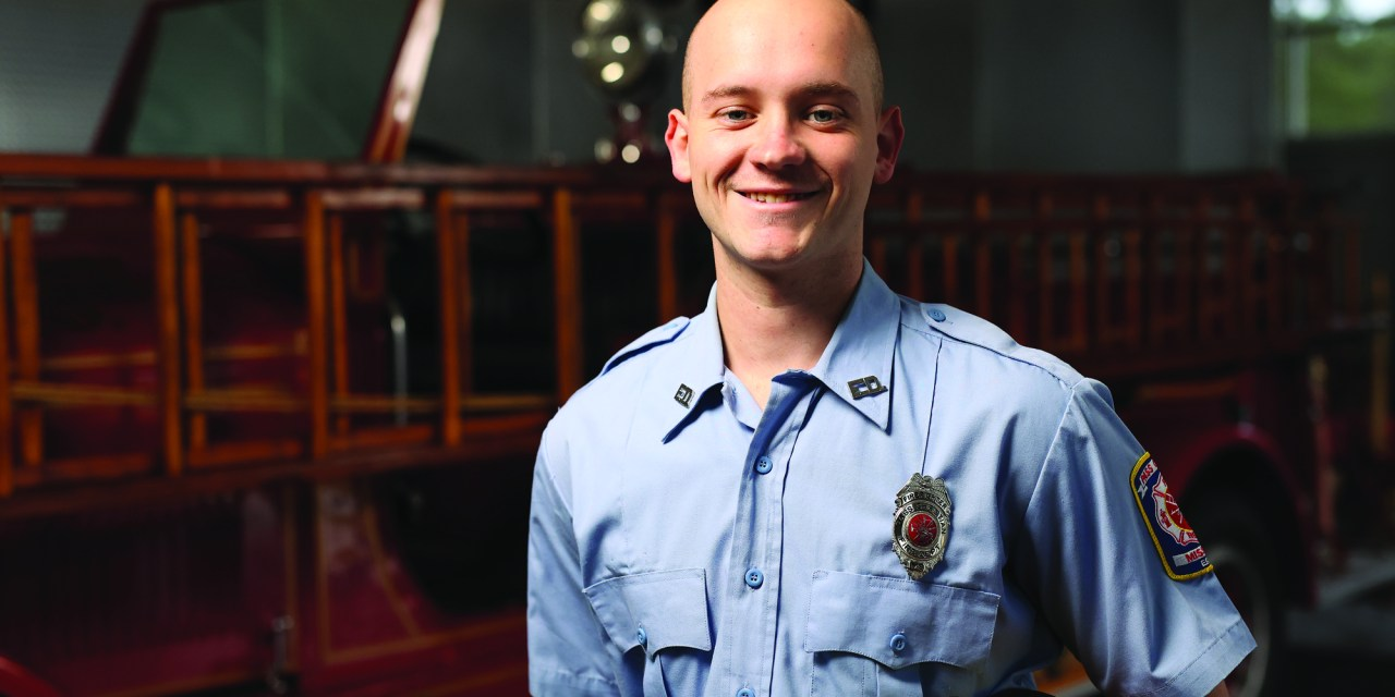 Pass Christian Firefighter Graduates from NFPA