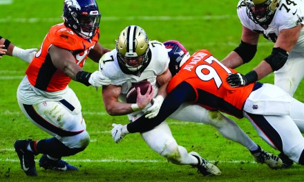 Saints Win 8th Straight Over QB-less Broncos 31-3