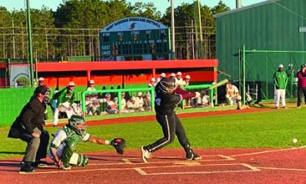 Bearcats & Hurricanes Baseball Teams Split in Early Doubleheader
