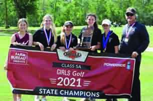 Long Beach Girls Golf Team Wins State Championship