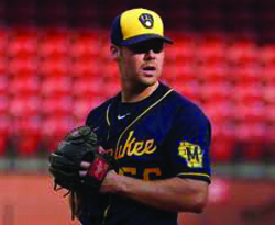 Justin Topa's MLB Rehab Assignment in Biloxi