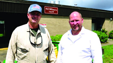 PEST SHOP BOYS: Public Works Pest Controllers Take on Critters