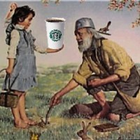 Is Starbucks the New Johnny Appleseed?