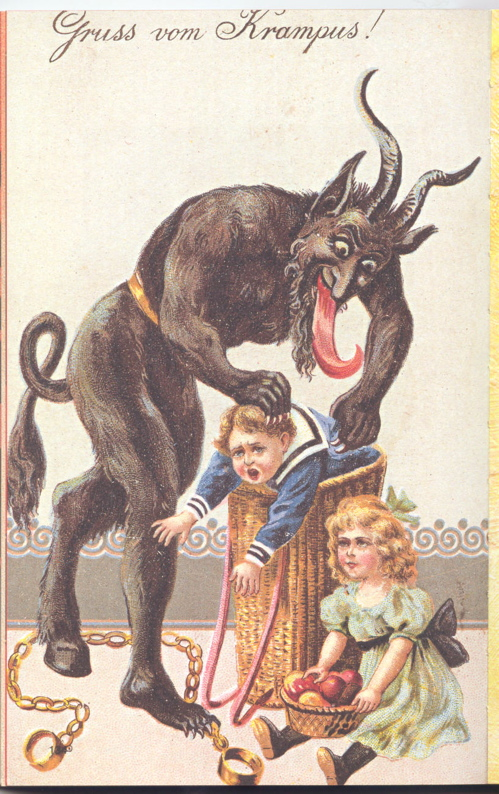 Krampus The Greatest Blog Of All Time
