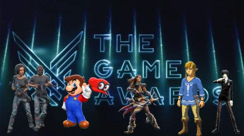 Confira a lista completa dos vencedores do The Game Awards 2017