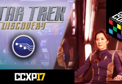 Uniformes completos Star Trek Discovery da Netflix