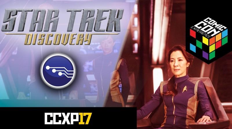 Uniformes completos Star Trek Discovery da Netflix