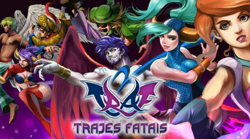 Preview Trajes Fatais na BGS10