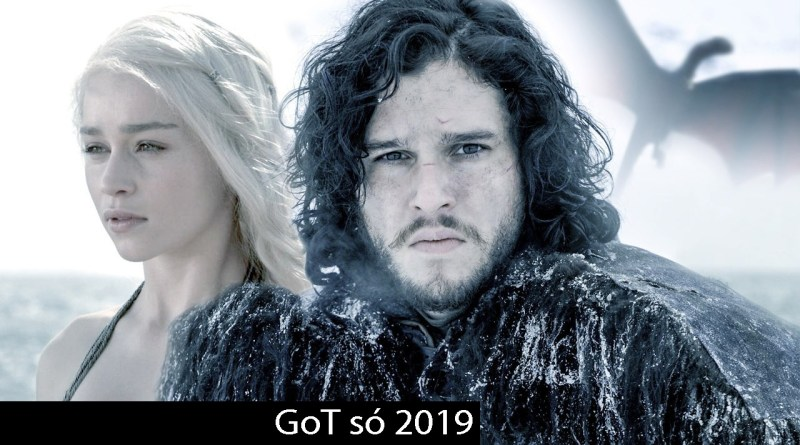 Game of Thrones só volta em 2019
