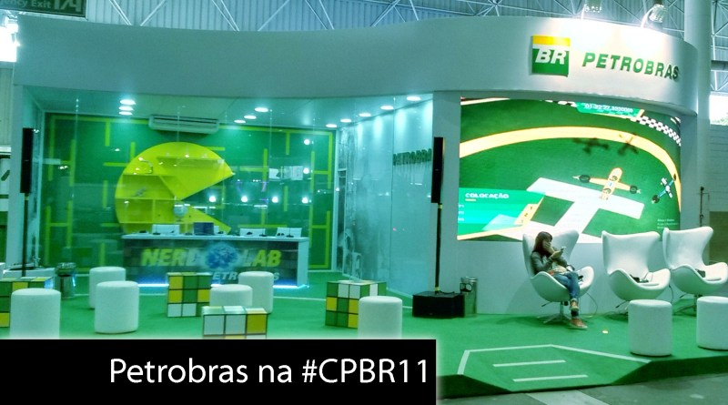 Petrobras patrocina Campus Party e traz exclusivo e o Jovem Nerd