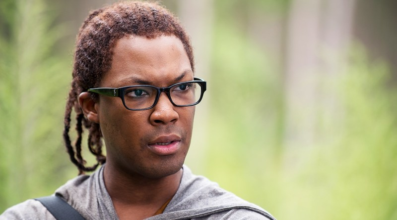Produtora de The Walking Dead confirma o que aconteceu com Heath