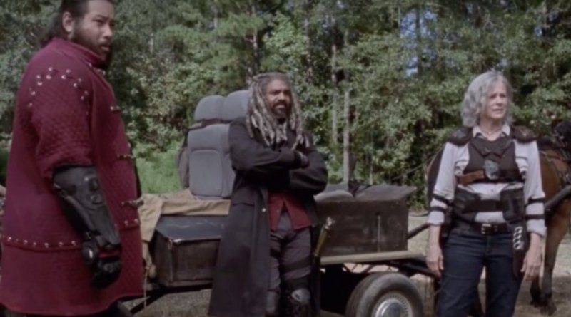 [CRÍTICA COM SPOILERS] The Walking Dead 9x11