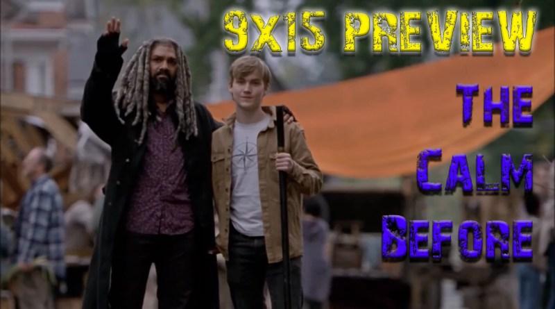 Prévia do episódio 9x15 de The Walking Dead pode revelar futuras mortes.