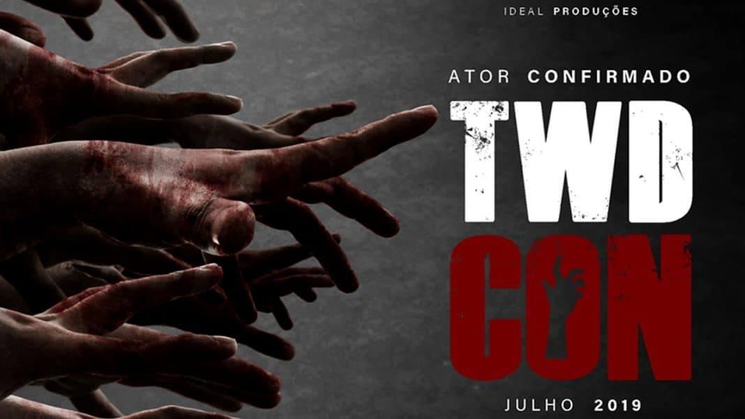 Produtora de eventos anuncia convenção de The Walking Dead no Brasil!