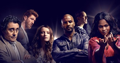 CRÍTICA sem spoiler American Gods Amazon Prime Video