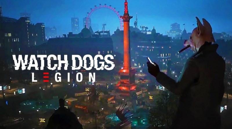 #E3 Ubisoft anuncia Watch Dogs: Legion