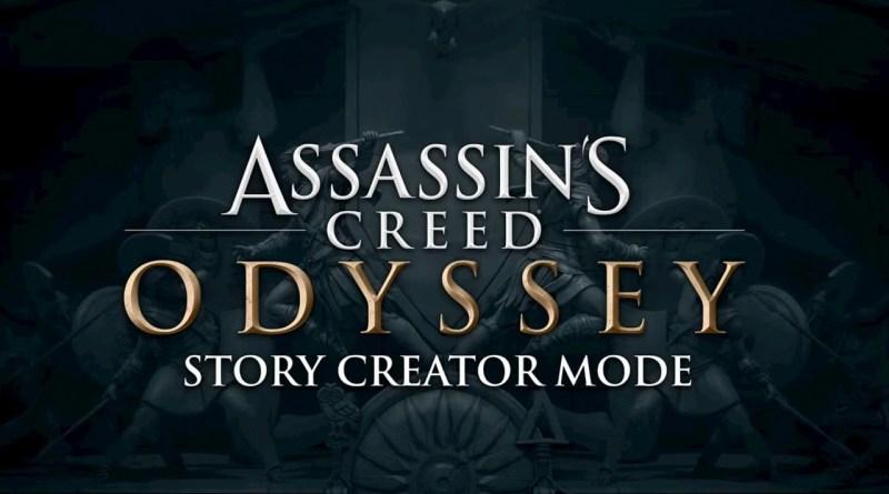 E3 2019 - Ubisoft anuncia na E3 ferramenta para jogador criar histórias em Assassin's Creed Odyssey