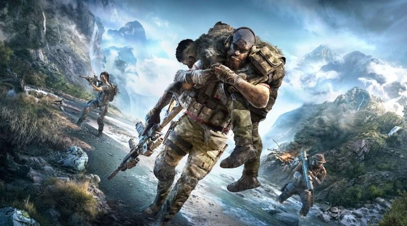 #E32019 Ubisoft anuncia beta de Ghost Recon Breakpoint