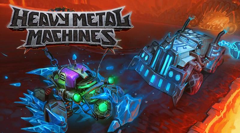 Metal Sect Anarchists vence o Metal League 5 de Heavy Metal Machines