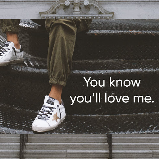 You know you'll love me