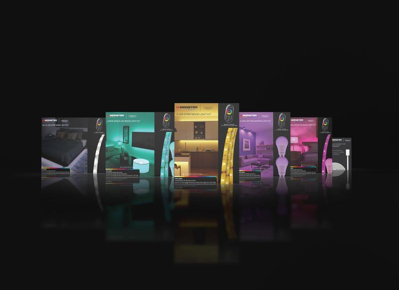 Some Monster IlluminEssence Products That Will Light Up