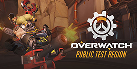 Overwatch Public Test Realm