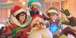 Overwatch Winter Veil