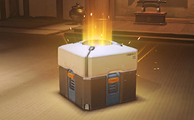 Overwatch Lootbox