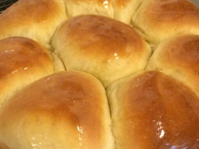 Baking Bread: Hawaiian Sweet Bread Part 2