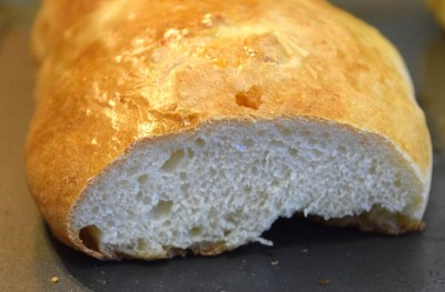 Baking Bread: Sourdough French Bread