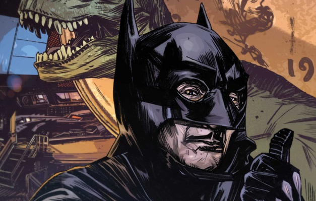 DC Comics Honors Batman 66 in May with Mike Allred